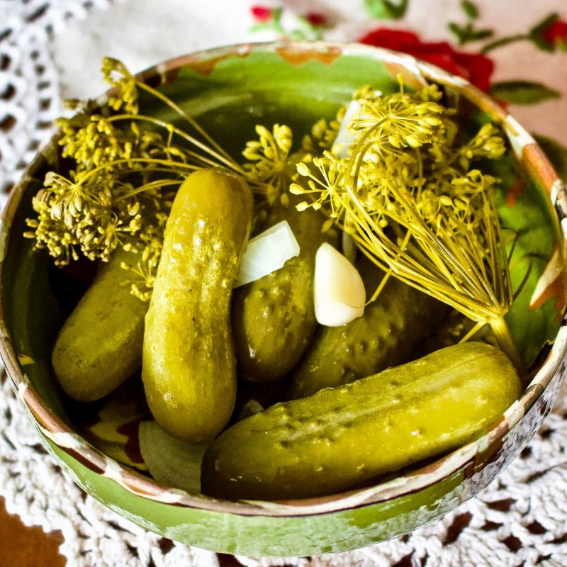 Best Fermented Pickles With Step by Step Instructions