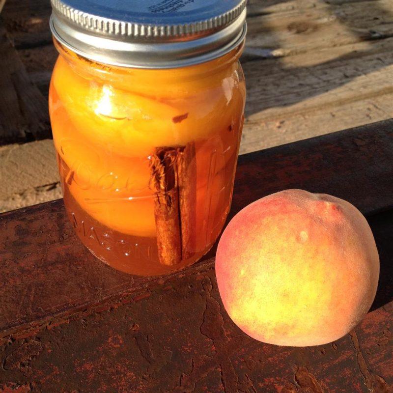 Nana's Southern Pickled Peaches | Allrecipes