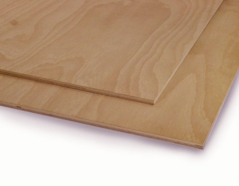 Trada Q-mark Hardwood Plywood (WBP) Sheeting Cut To Size