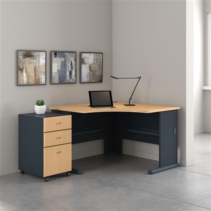 "Bush Series A 48"" Corner Desk SRA035"