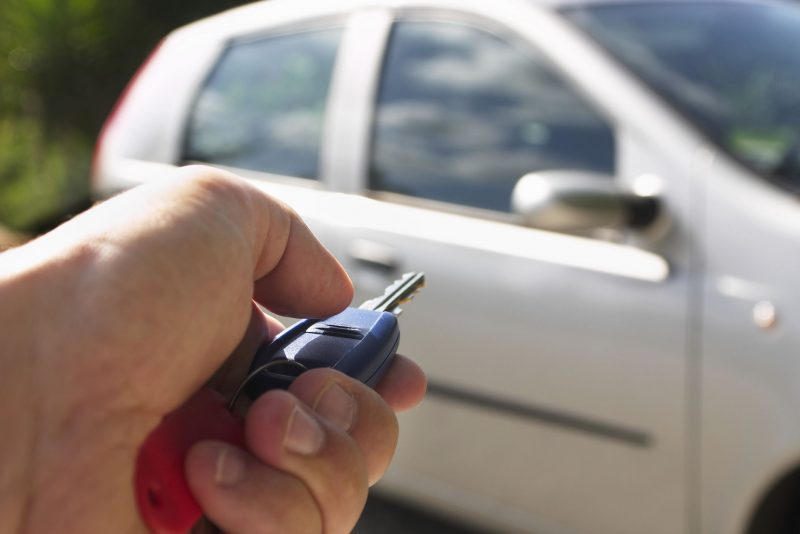 Can I Detect My Car's Keyless Remote If I Don't Know Where It Is? |  alum.mit.edu