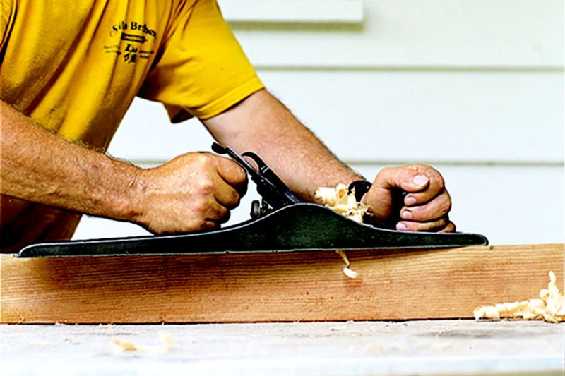 Choosing and Using Hand Planes - This Old House