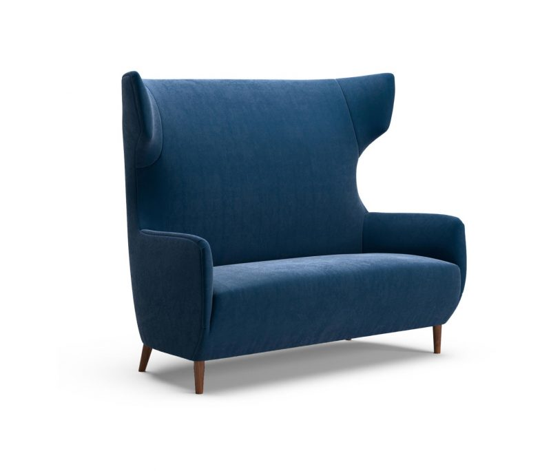 Hardy Wingback Sofa & designer furniture | Architonic