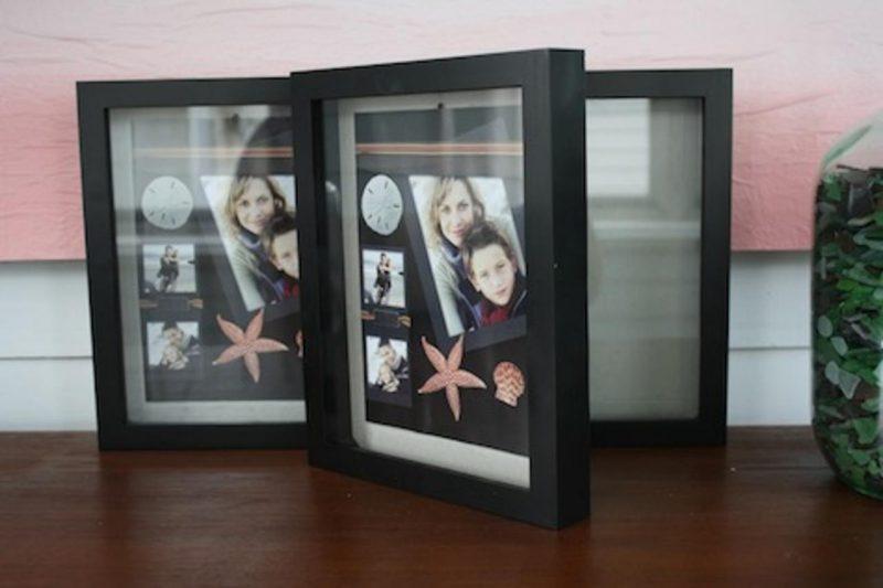 How to Create Shadow Box Home Decor   DIY Network Blog: Made + Remade   DIY