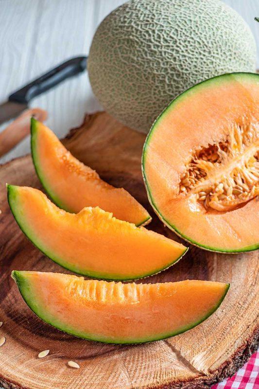 How to Grow Cantaloupe   Gardener's Path