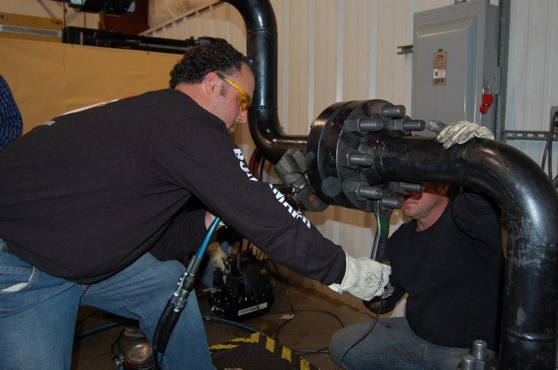 Hydratight Training Enhances Boilermaker Skills | English | Hydratight