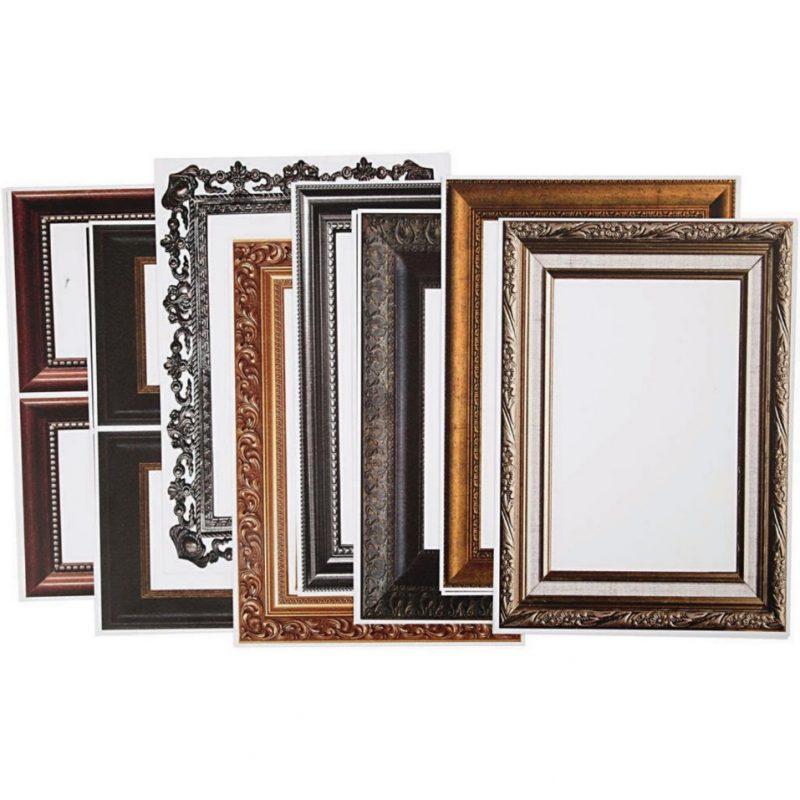 Metallic Frames - G1574283   GLS Educational Supplies