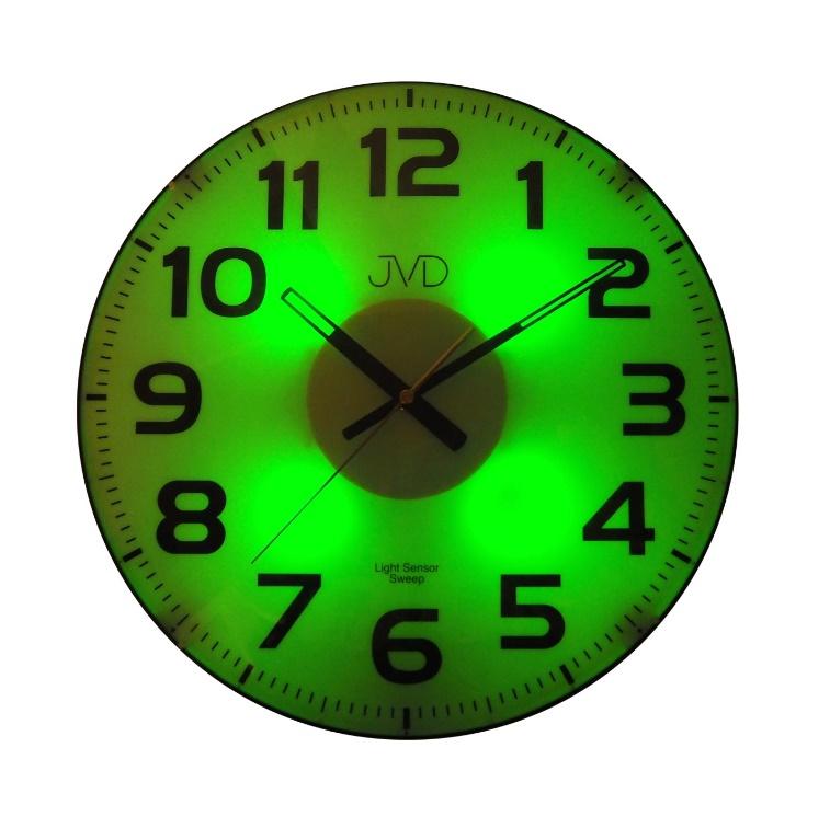 Wall Clock JVD HP679 - en | Jasněna Vláhová Design (JVD)