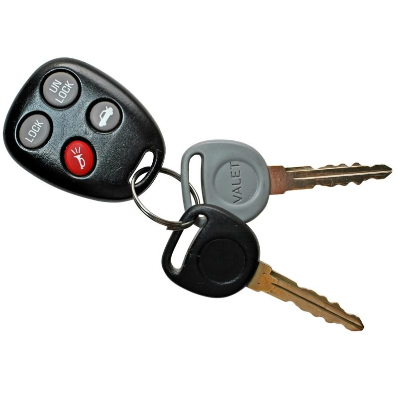 What is a Valet Key and Why You Should Worry About It | Family Handyman