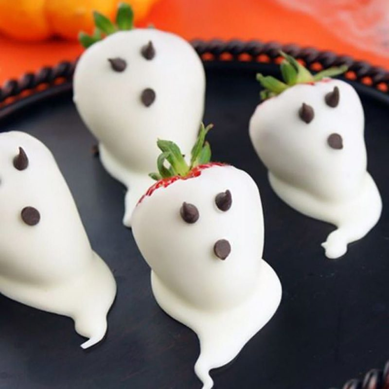 23 Last Minute (and Easy!) Halloween Party Snacks in 2020 | Halloween food  for party, Halloween desserts, Halloween recipes