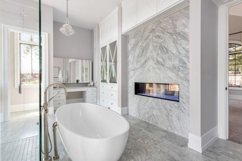 9 Crucial Questions to Ask Before a Bathroom Remodel Begins | White master  bathroom, Small master bathroom, Bathroom trends