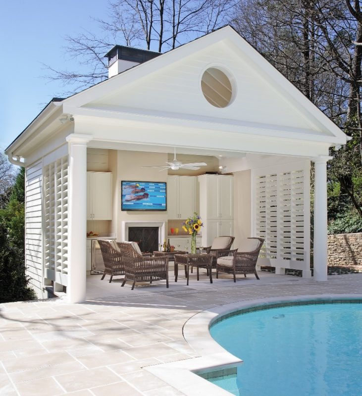 999+ Beautiful Pool House Pictures & Ideas October 2020   Houzz