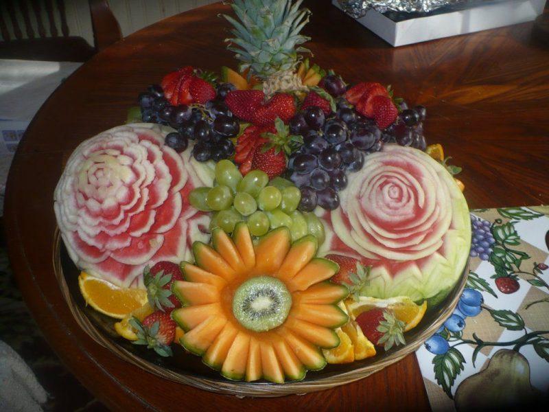 Creative Fruit Platter Ideas for Baby Shower | Fruit platter, Amazing food  art, Fruit platter designs