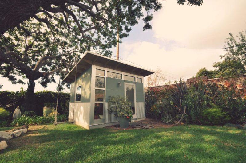 Fairytale Backyards: 30 Magical Garden Sheds | Backyard sheds, Studio shed, Backyard shed