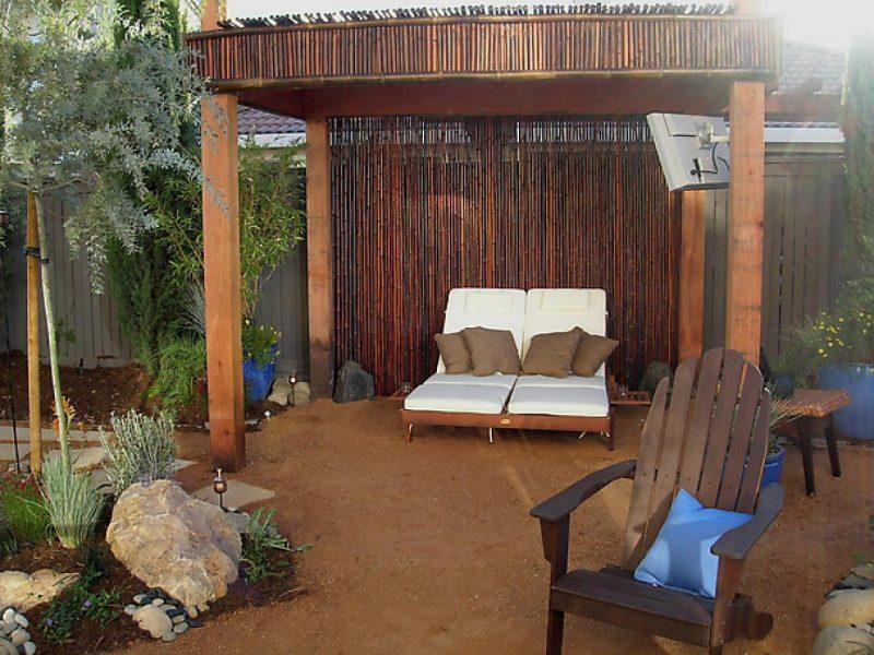 How to Build a Cabana   how-tos   DIY