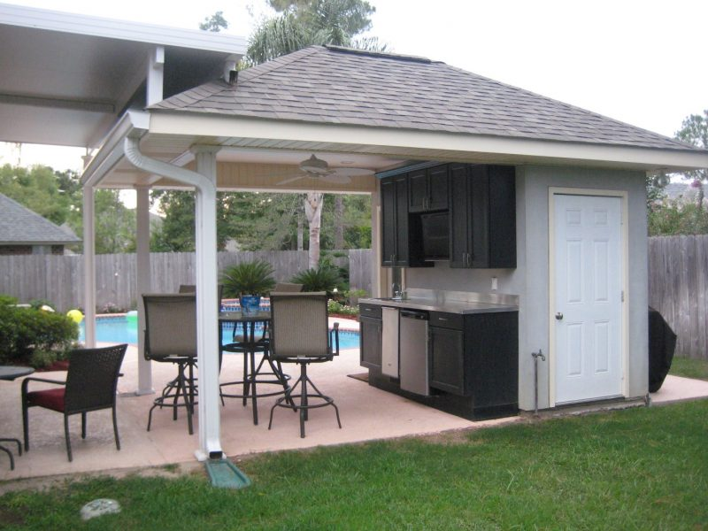 pool-house-plans-with-bathroom-and-kitchen-bar-areapool-bedroom-houses-shower.jpg  3,072×2,304 pixels   Outdoor pool bathroom, Pool patio designs, Pool house  plans