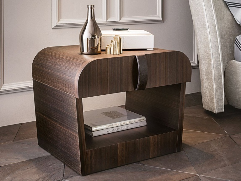 ROMEO Bedside table Romeo Collection by Casamilano design Castello Lagravinese | Unique nightstand, Furniture bedside table, Nightstand