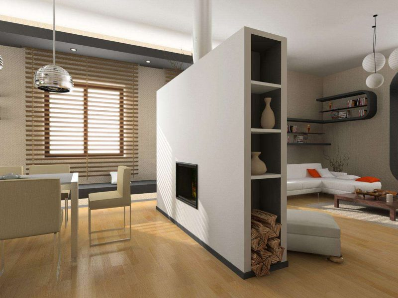 Room Partition Divide Interior Space | Room divider walls, Living room  divider, Diy room divider