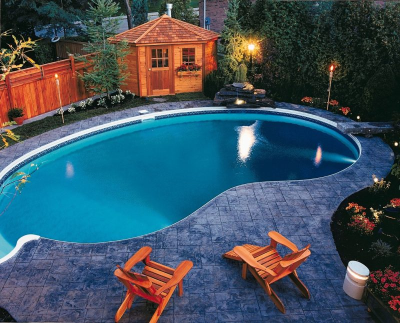 Tips And Ideas For Pool Cabanas   Summerstyle