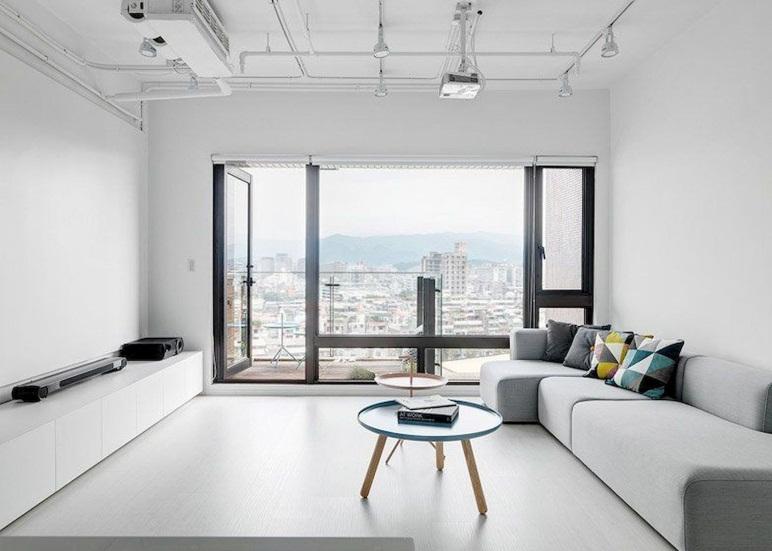 Window Design Ideas Bringing Coziness into Modern Interiors - jihanshanum   Minimalist apartment interior, Minimalist apartment decor, Apartment design