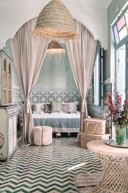 35+ Moroccan bedroom ideas
