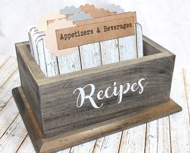Cheap Diy Recipe Box, find Diy Recipe Box deals on line at Alibaba.com