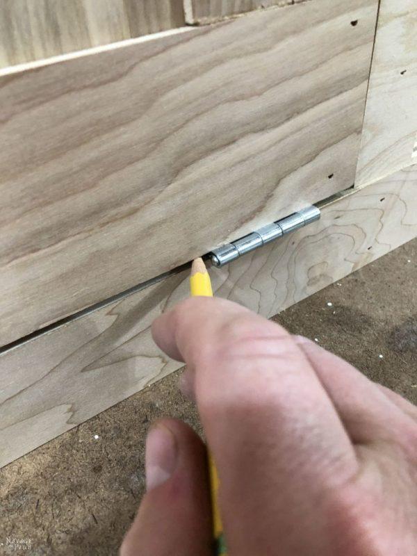 DIY Tilt-Out Laundry Hamper - The Navage Patch