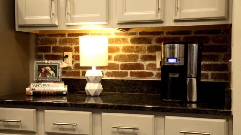 Split Brick Backsplash to Make Your Kitchen Beautiful | Today's Homeowner